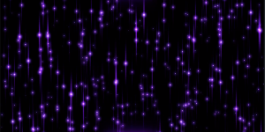Abstract Purple Glow