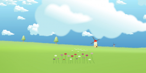 Animated Field