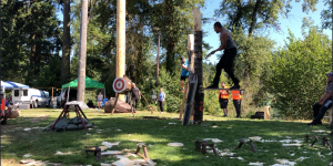 Lumberjack Competition Landscape