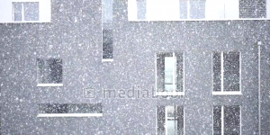 Snow Winter Apartment
