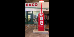 Gas Pump Texaco